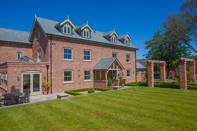 Blackhill Farm, exterior shot, buy property Cheshire