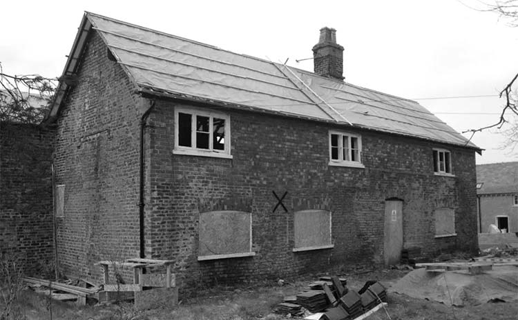 Blackhill Farm, before shot, buy property Cheshire
