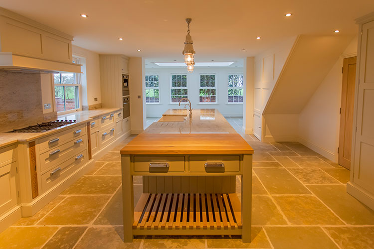 Modern Unique Developments, Blackhill Farm Knutsford kitchen interior